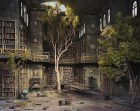 abandoned-library
